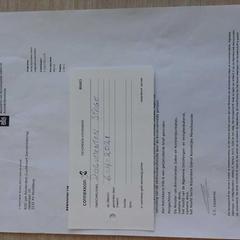 Documenten voor stage, as reported by Connexxion Amstelland-Meerlanden Schiphol Noord using iLost
