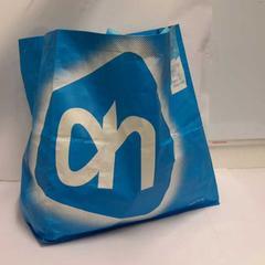 Big shopper tas AH, zoals gemeld door RET met iLost