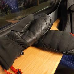 Handschoenen, as reported by Arriva Achterhoek-Rivierenland using iLost