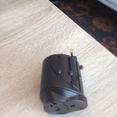 Universal adaptor, as reported by Van der Valk Hotel Veenendaal using iLost