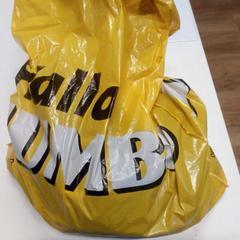 tas, zoals gemeld door Arriva Zuid Holland Noord met iLost