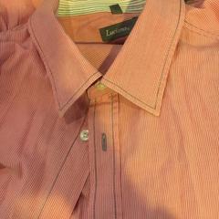 Roze overhemd, as reported by Van der Valk Hotel De Gouden Leeuw using iLost