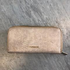 Wallet Topshop, as reported by Drumcode Festival 2019 using iLost