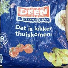 Plastictas van Deen, as reported by Connexxion Noord Holland Noord Hoorn using iLost