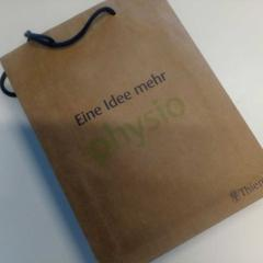 Tasje papier, segundo informou Arriva Zuid Holland Noord usando iLost