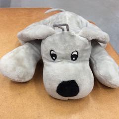Grijs hondje, zoals gemeld door IKEA Zwolle met iLost