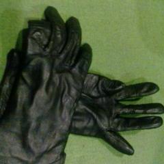Handschoenen, zoals gemeld door Stadsschouwburg Amsterdam met iLost