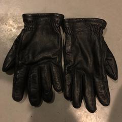 Set leren handschoenen zwart, as reported by Awakenings New Year Specials 2019 using iLost