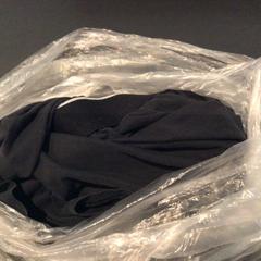 Zwarte onderbroek, zoals gemeld door Van der Valk Hotel Amsterdam Zuidas met iLost