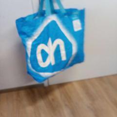 Ah boodschappentas, gemeldet von Arriva Zuid Holland Noord über iLost