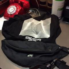 """Shirt & Tasche, as reported by MEININGER Hotel Berlin """"Mitte"""" Humboldthaus using iLost"""