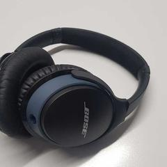 Headphone, as reported by The Tire Station Hotel using iLost