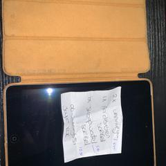iPad, zoals gemeld door Van der Valk Hotel Tiel met iLost