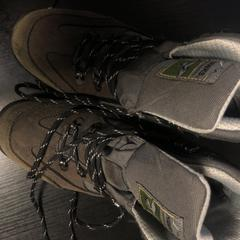 Schoenen, zoals gemeld door Van der Valk Hotel Tiel met iLost