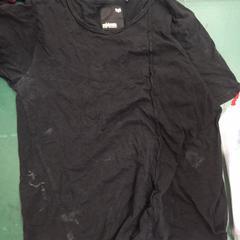Zwart T-shirt, zoals gemeld door STRAF_WERK  met iLost