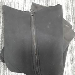 Heren vest zwart, as reported by Arriva Vechtdallijnen using iLost