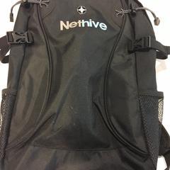 Laptop bag with Fujitsu laptop inside, zoals gemeld door RAI Amsterdam met iLost