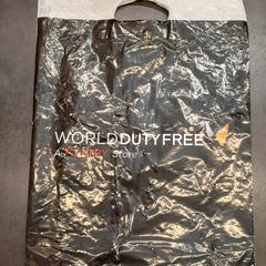 Duty Free tas met inhoud, as reported by Rotterdam The Hague Airport using iLost