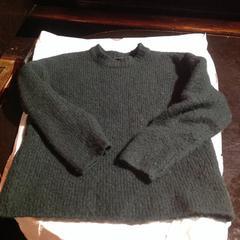 Donkergroene trui, zoals gemeld door De Heeren van Aemstel met iLost