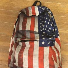 Rugtas Amerikaanse vlag