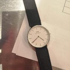 Daniel Wellington watch, as reported by MEININGER Hotel Bruxelles Gare du Midi using iLost