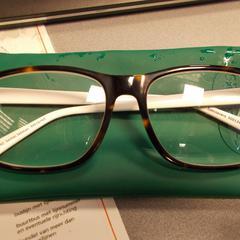 bril, zoals gemeld door Syntus Twente met iLost