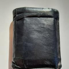 Portemonnaie zwart leer, come riportato da Connexxion Zeeuws-Vlaanderen utilizzando iLost