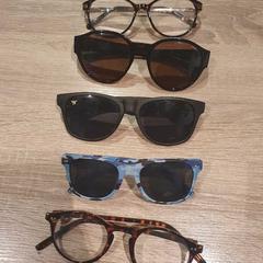 Verschillende brillen, zoals gemeld door Van der Valk Hotel Apeldoorn - De Cantharel met iLost