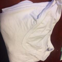 white shirt, as reported by Sir Albert Amsterdam using iLost