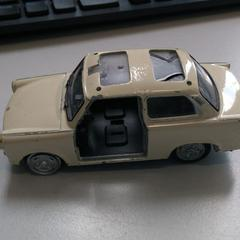 speelgoedauto, zoals gemeld door Bibliotheek Utrecht met iLost