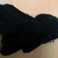 Handschoenen zwart, zoals gemeld door Connexxion Hoekse Waard/Goeree Overflakkee met iLost