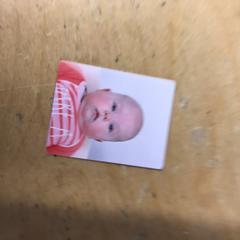 Baby foto, as reported by Pathé Utrecht Leidsche Rijn using iLost