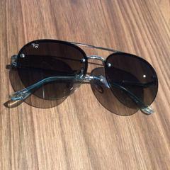 Zwarte pilot zonnebril, zoals gemeld door Van der Valk Hotel Amsterdam Zuidas met iLost