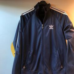 Adidas vest, as reported by Pathé Arena using iLost