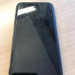 telefoon iphone, zoals gemeld door EBS OV Den Haag met iLost