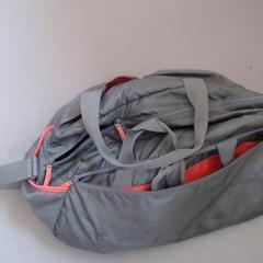sac de sport kaki, a été signalé par Agence Azalys utilisant iLost