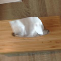 Tissue box, as reported by Van der Valk Hotel Veenendaal using iLost