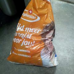Plastic tas, as reported by Arriva Achterhoek-Rivierenland using iLost