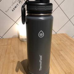 Thermo bottle, zoals gemeld door Conscious Hotel Westerpark met iLost