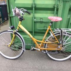 Fiets, damesmodel kleur geel, as reported by Gemeente Brummen using iLost