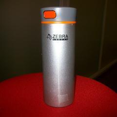 Thermofles (Zebra Vacuum/ Grijs, oranje), zoals gemeld door Shell Technology Centre met iLost