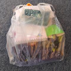 Tas met schoolspullen, zoals gemeld door EBS OV Den Haag met iLost