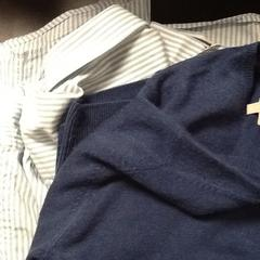Shirt and sweater, as reported by Zoku using iLost