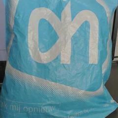 Plastic tas (Albert Heijn), zoals gemeld door Connexxion Gooi en Vechtstreek met iLost