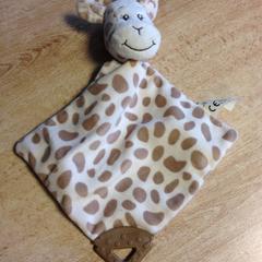 Giraffe knuffel, as reported by Dolfinarium using iLost
