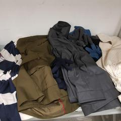 Clothes, as reported by The Tire Station Hotel using iLost