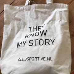 Tas, zoals gemeld door Amsterdam Open Air met iLost