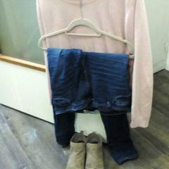 Pants / Sweater /ankle boots, zoals gemeld door Inntel Hotels Amsterdam Centre met iLost