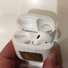 Airpods van Appel, as reported by Campus Den Haag using iLost