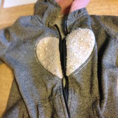 Vest hoody, zoals gemeld door Dolfinarium met iLost